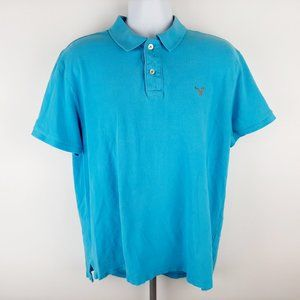 American Eagle Outfitters Men's Polo Shirt Size XL